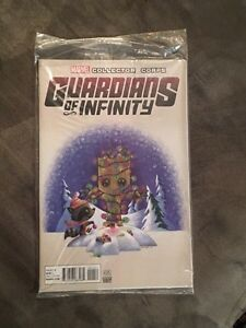 Guardians of infinity comic book ! Varient 1 edition  West Island Greater Montréal image 4