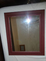 """Mirror 5$  Size 21"""" / 24""""  ***PLEASE VIEW POSTER'S OTHER ADS***"""