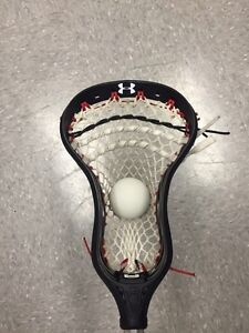 Under Armour command head with hero mesh