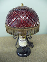Beer can lamp retro !