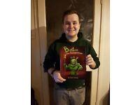 """Bastion the Boogerman"" - New Children's Book - Belfast Author"
