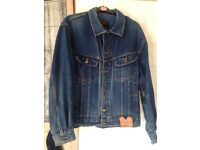 Valentino Denim jacket 1992 vintage