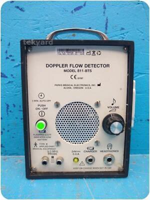 Parks Medical Electronics 811-bts Ultrasonic Doppler Flow Detector 256979
