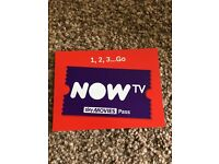 Now TV 4 month movie pass