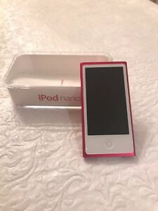 iPod nano 7 generation (PRODUCT) red,16 Gig