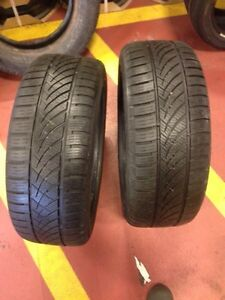 2 hankook Optimo 4s 205/55/16