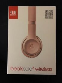 BEATS SOLO 3 WIRELESS SPECIAL EDITION