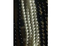 Pearls marbles for clothes