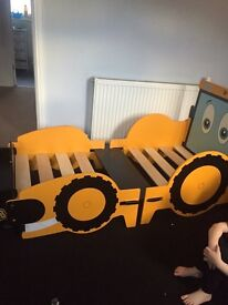Childs job bed