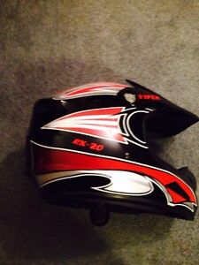 Brand new dirt bike helmet.   Size large Kitchener / Waterloo Kitchener Area image 3