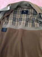 Authentic Burberry Trench Coat - Large