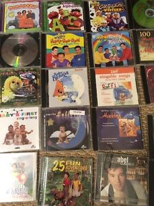 25 Kids Audio CD's only $5 - Need it gone today! Strathcona County Edmonton Area image 3