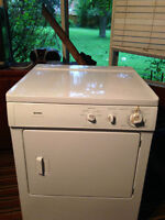 Kenmore White Dryer