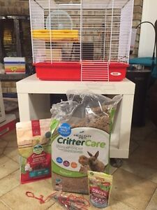Hamster cage & Accessories // Cage a hamster + accessoires
