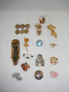 15 Assorted Pins