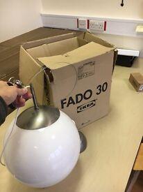 Ikea Fado ceiling lamp