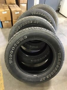 Firestone transforce  truck tires