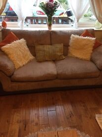 3&2 seater sofas from dfs for sale