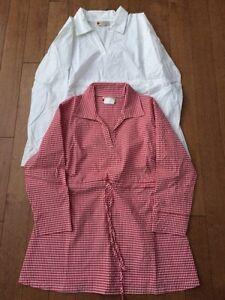 Blouses, chandails et camisoles de maternité