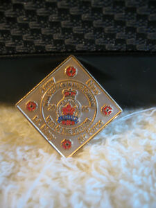 N.S. NUNAVUT COMMAND 2005 YR.of the VETERAN COLLECTIBLE PIN