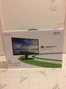 """Brand new Acer 21.5"""" monitor"""