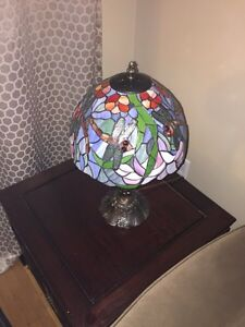 Tiffany Dragonfly Leaded Glass Lamp  West Island Greater Montréal image 3