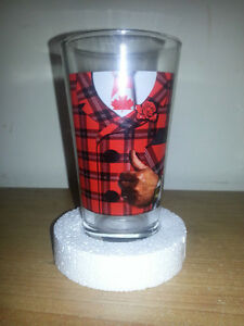 BRAND NEW COLLECTIBLE DON CHERRY ROCKEM SOCKEM GLASS GIFT SET... London Ontario image 4