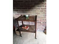 GENUINE TEA TROLLEY FREE DELIVERY