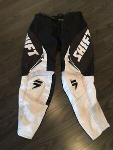 SHIFT Motocross Pants Size 36