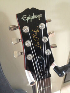Combo Epiphone/Gibson Les Paul - Ampli Marshall West Island Greater Montréal image 5