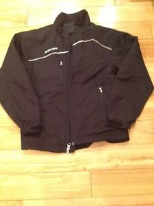 Boys Bauer hockey jacket