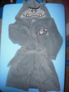 Ape Housecoat Worn Twice Size 4T