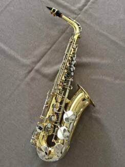 Yamaha Alto Saxophone AS100 Doreen Nillumbik Area Preview