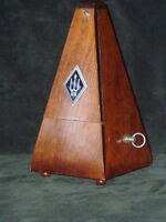 Vintage Wittner Metronome - Works Great