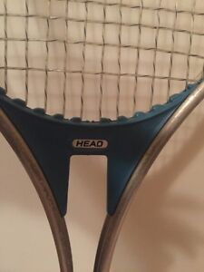 Vintage Head Metal Tennis Racket for sale West Island Greater Montréal image 3
