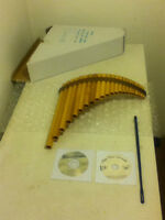 Grand Tenor Pan Flute -  Great Value