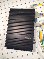 Alpine 2 Channel Power Amplifier Model Number 3517 Amp   For sa
