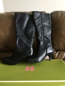 Naturalizer Brand leather boots