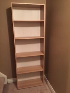Bookcase with Adjustable Shelves / Free Delivery