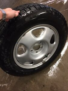 Winter tires and Rims package Peterborough Peterborough Area image 4