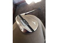 Mizuno MP T4 52 Deg 07 bounce Nearly New KBS Stiff