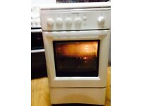 £75 TRICTY BENDIX GAS COOKER WITH GAS PIPE