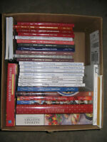 33 Assorted Cookbooks Mostly Company's Coming
