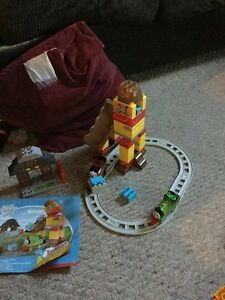 Mega bloks Thomas the train duplo sets