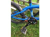20 inch mongoose bike excellent condition