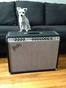 1975 Fender Twin - Wired to Blackface specs.