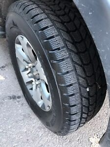 Lt275/65R18 firestone plus mags original ford West Island Greater Montréal image 6