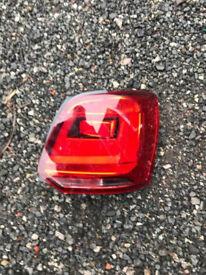 Volkswagen polo Drivers side rear light 2011-2017