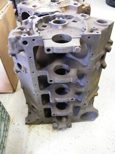 1963 IMPALA SS 327 300HP ENGINE BLOCK WITH MAIN CAPS NEW PRICE!!