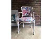 GENUINE FRENCH LOUIS FREE DELIVERY ARMCHAIR FRENCH PROVENCE *SALES WEEK END
